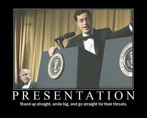 Colbert Poster