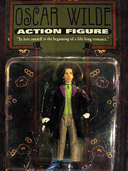 Wilde Action Figure