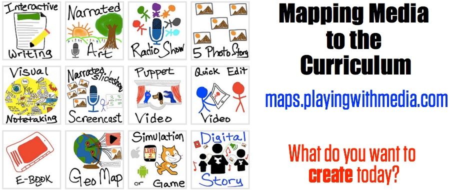 Mapping Media to the Curriculum