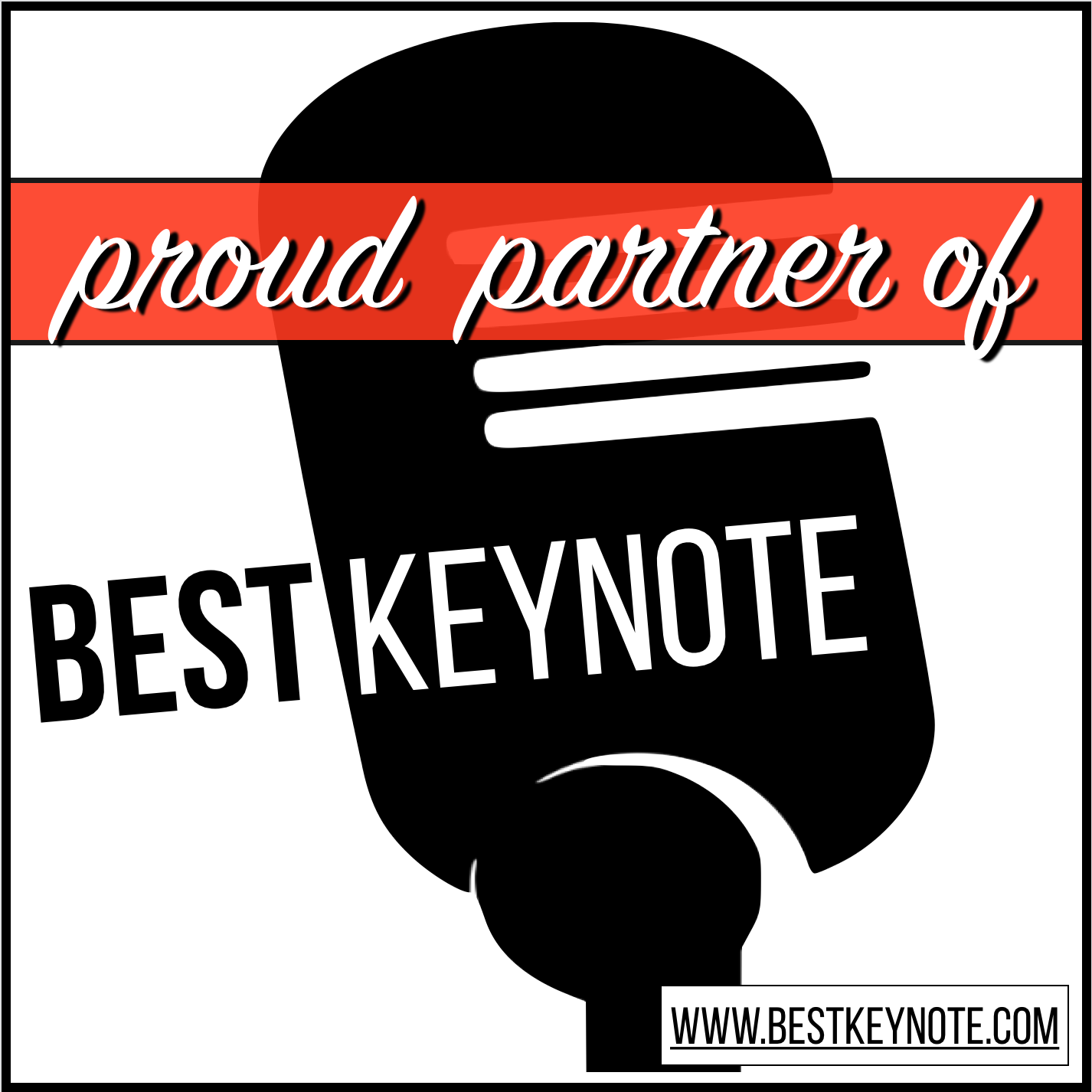 Partner of Best Keynote