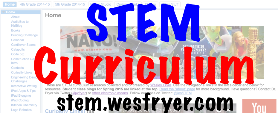 Free STEM Curriculum